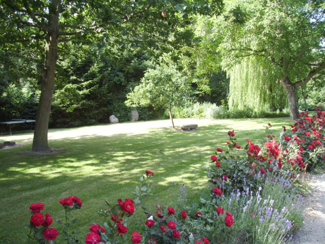 Garten Hof Neversfelde