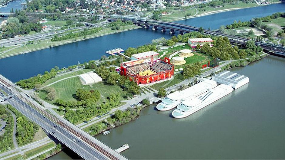 Beachvolleyball-WM 2017 in Wien Donauinsel Volleyball Wm 2017 City Zentrum Hotel Vienna buchen booking günstig Nähe