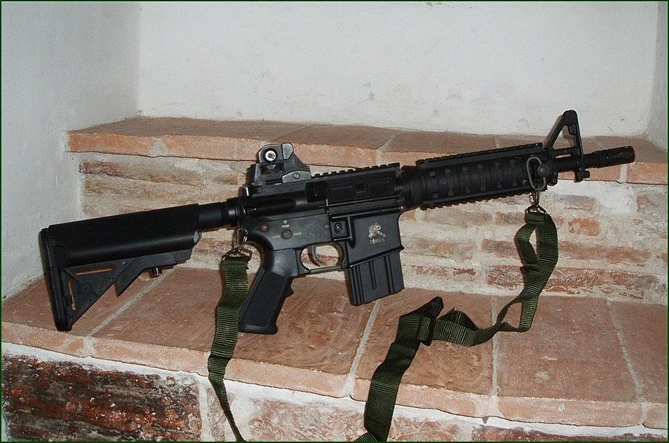M4 CQB DBoys elettrico 9.6 V repl.