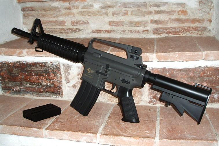 M16A1 ABS
