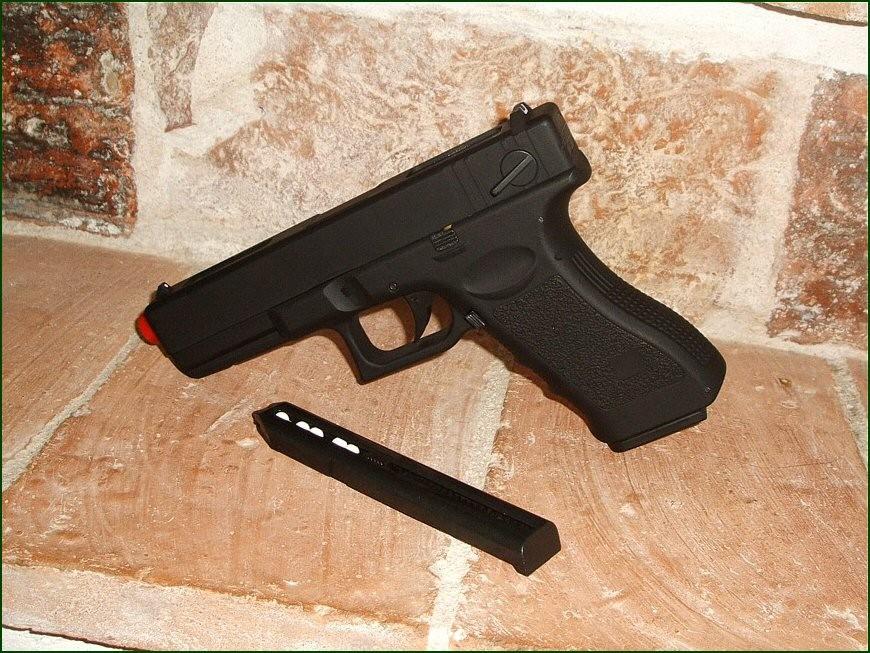 Glock G18 eletrica repl.