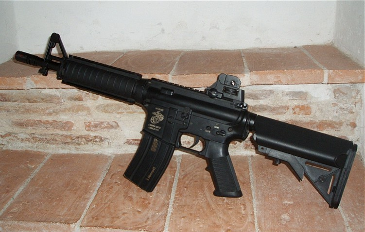 M4 CQB el. full metal