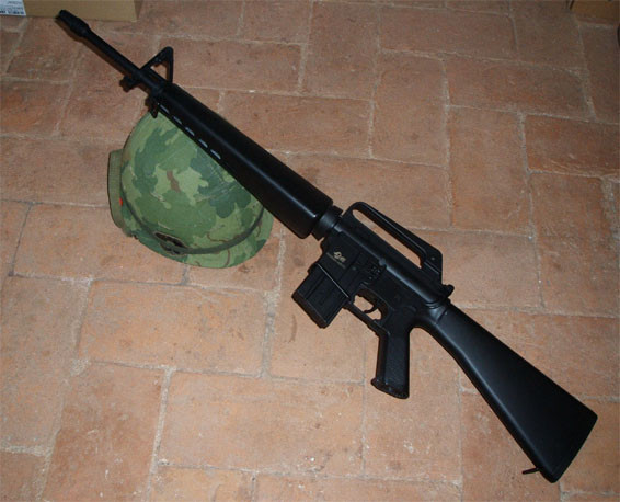 M16a1 Vietnam repl.