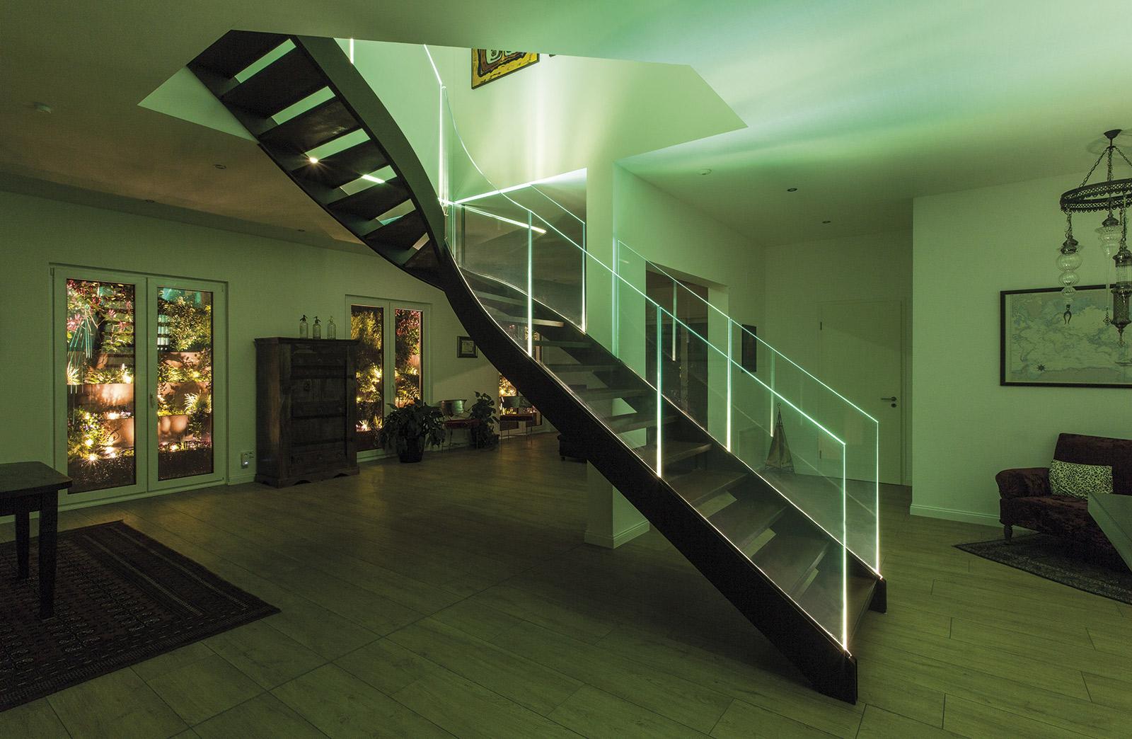 Sympathisch Schwebende Treppe Galerie Von Objekt 01 - Frei Aus Cortenstahl! -