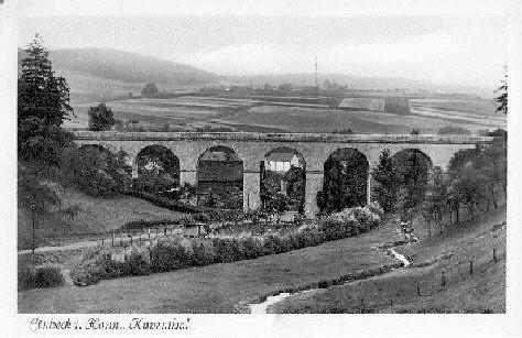 Die alte Wilhelmsbrücke