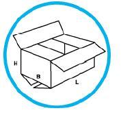 Karton, Faltschachteln Typ 02