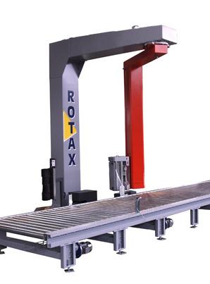 Stretchwickler Rotax S 5200 / 5300
