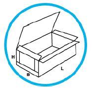 Formfeste Schachteln Typ 06