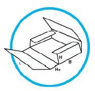 Karton Falthüllen Typ 04