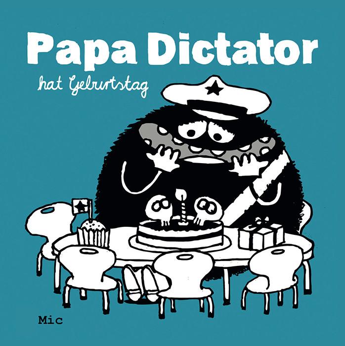 Papa Dictator Hat Geburtstag Jaja Verlag