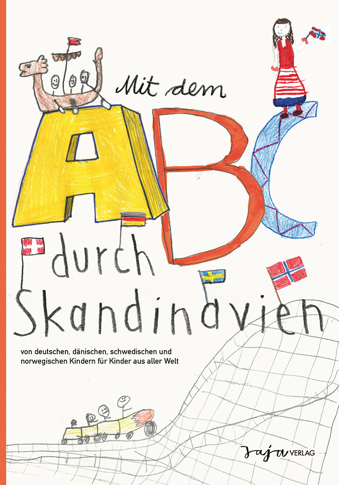 Mit dem ABC durch Skandinavien - Jaja Verlag