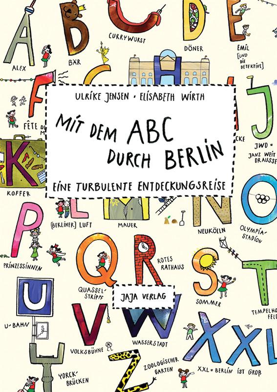 Mit dem ABC durch Berlin - Jaja Verlag