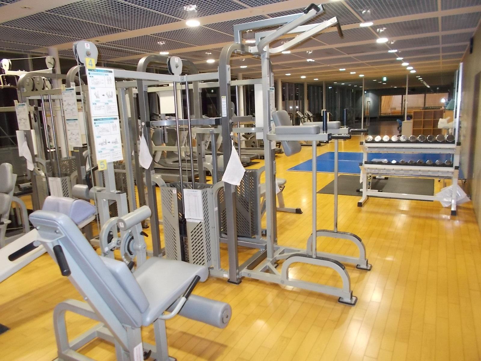 野田市関宿総合公園体育館の画像