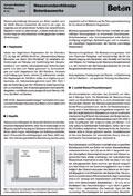 Zementmerkblatt H 10 (01.2010)