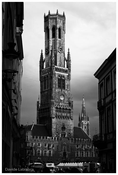 Bruges - il Belfort