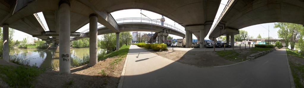 Donaukanal, Wien 19