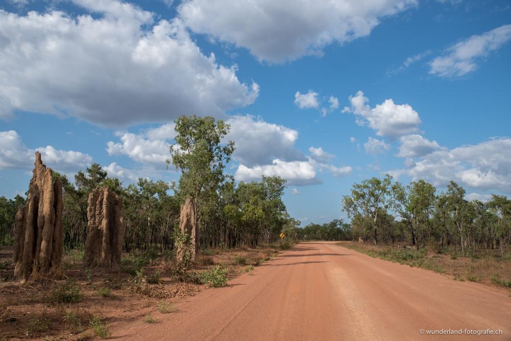 Australiens Strassen