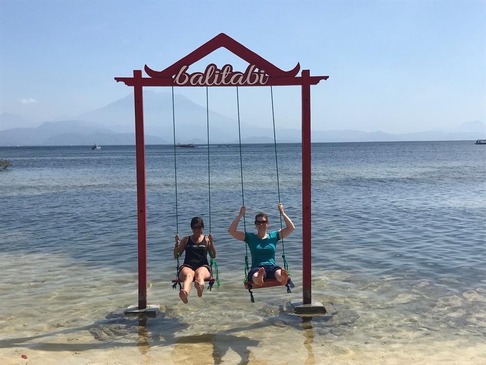 Ausflug mit Yesenia und Beat nach Nusa Lembongan