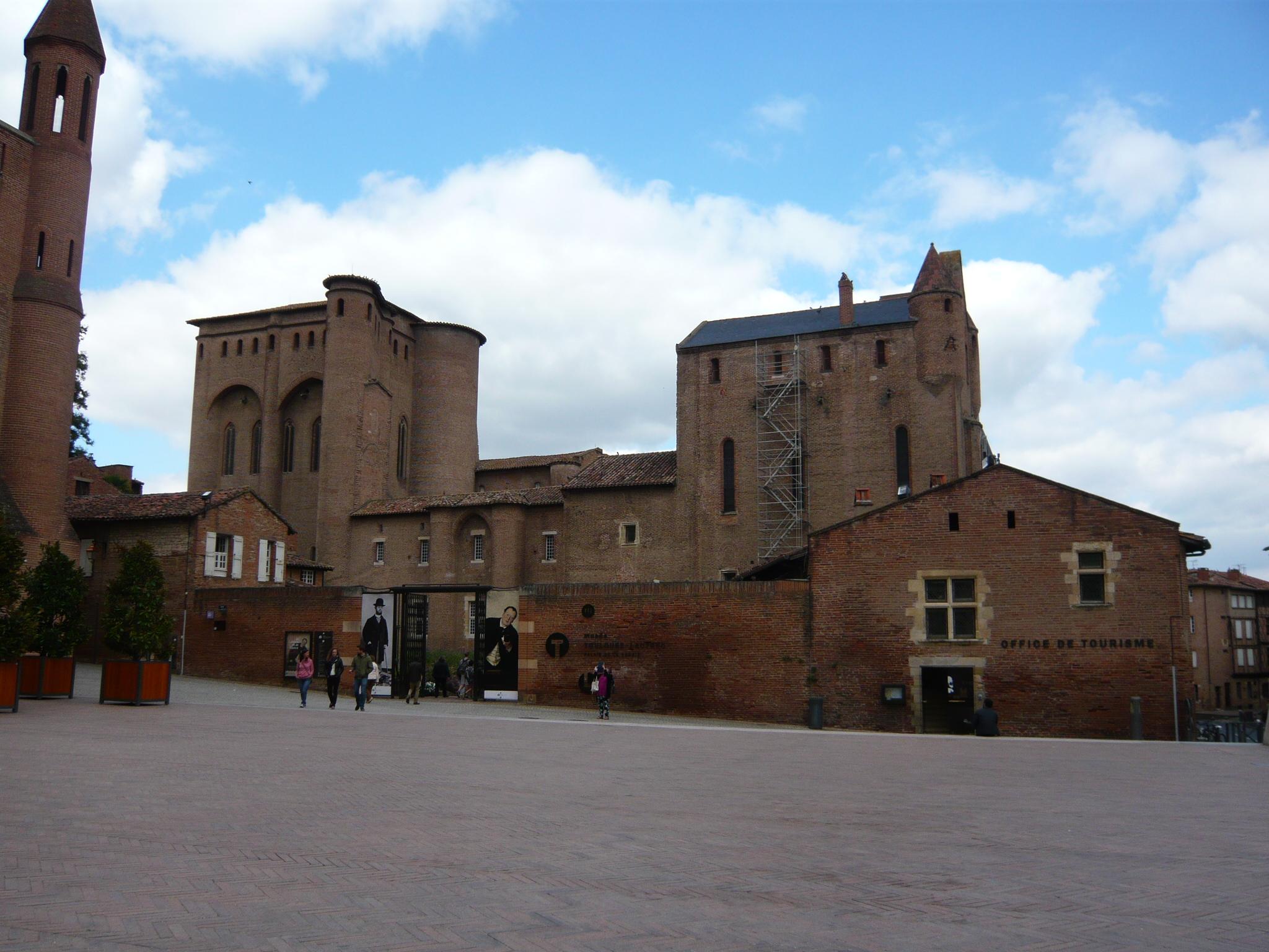 Cité épiscopale - Musée Toulouse-Lautrec