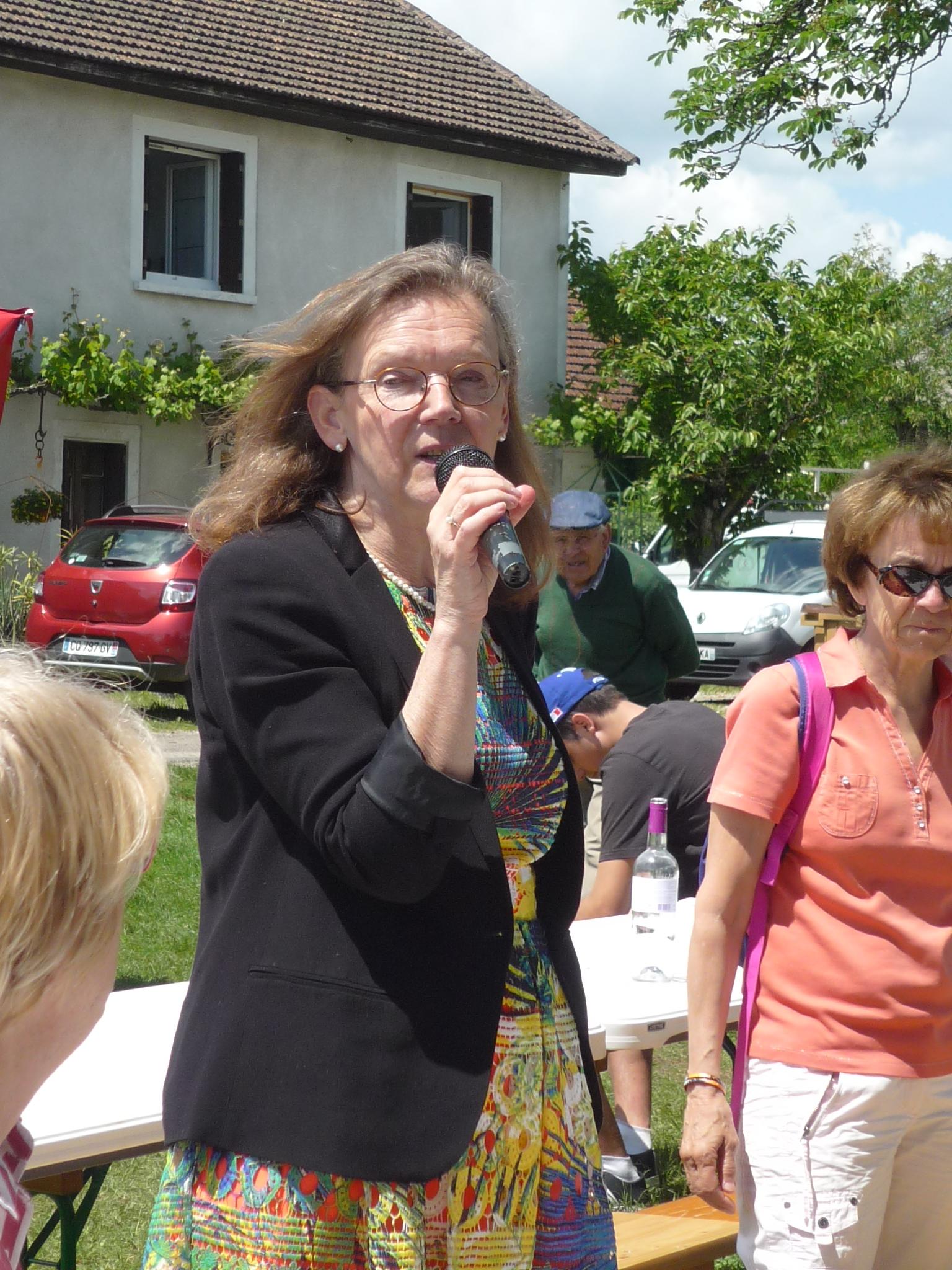Angèle PREVILLE, sénatrice du LOT