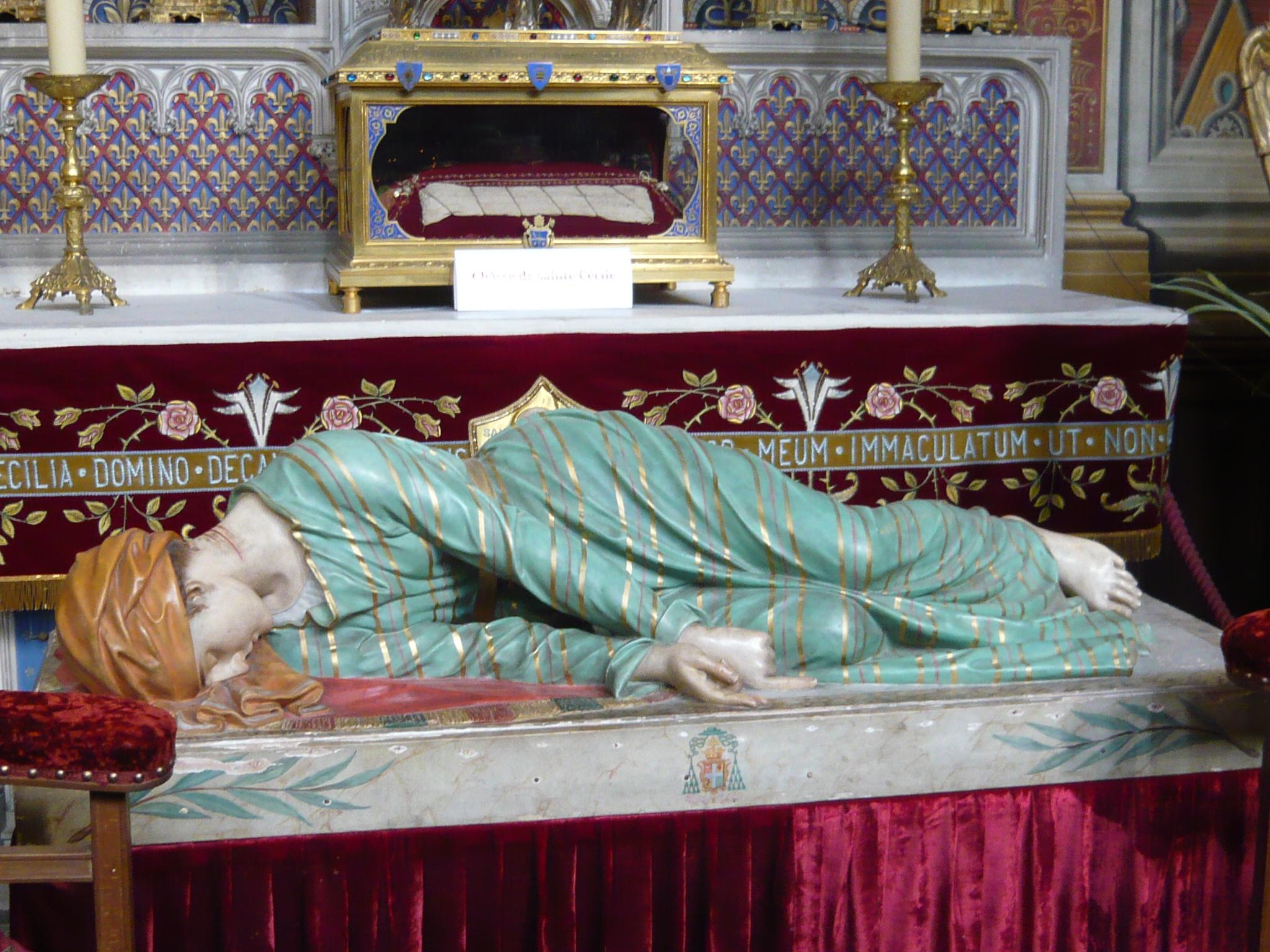 Représentation de SaintCécile