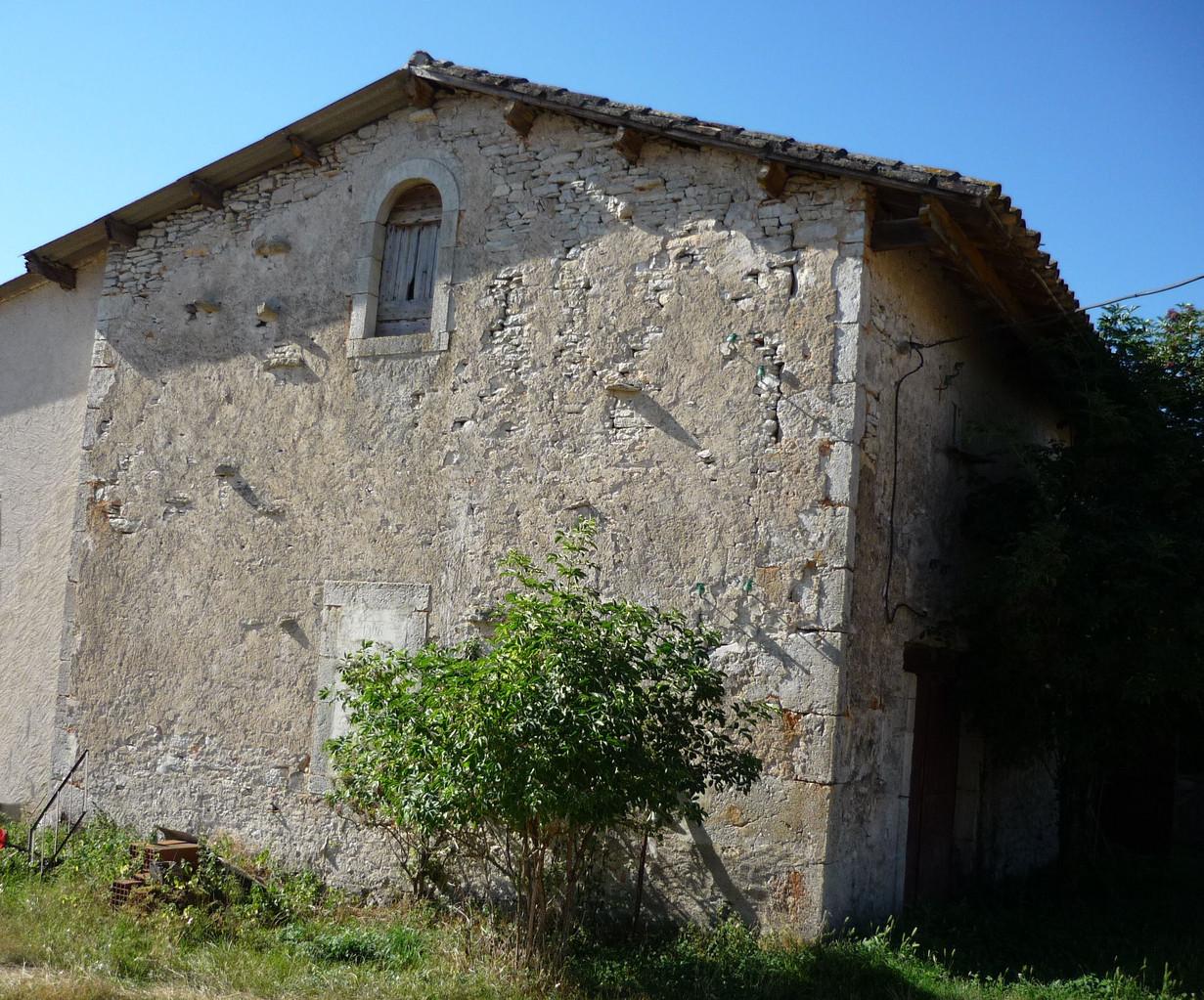 GRANGE, ANCIEN PRIEURE