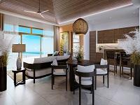 エルニド・ビーチ・リゾート 屋内イメージ2