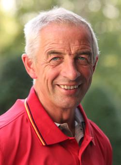 Hans Melzer - seit 2001 Bundestrainer der Vielseitigkeit