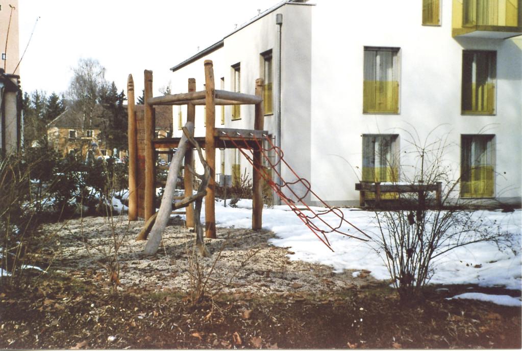 Spielgerät Therapiegarten St.Isidor, Caritas