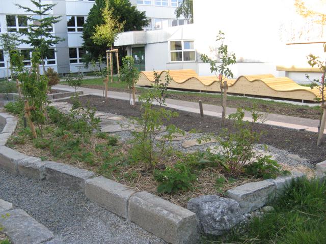 Schulgarten, NM1 Ried i. I.