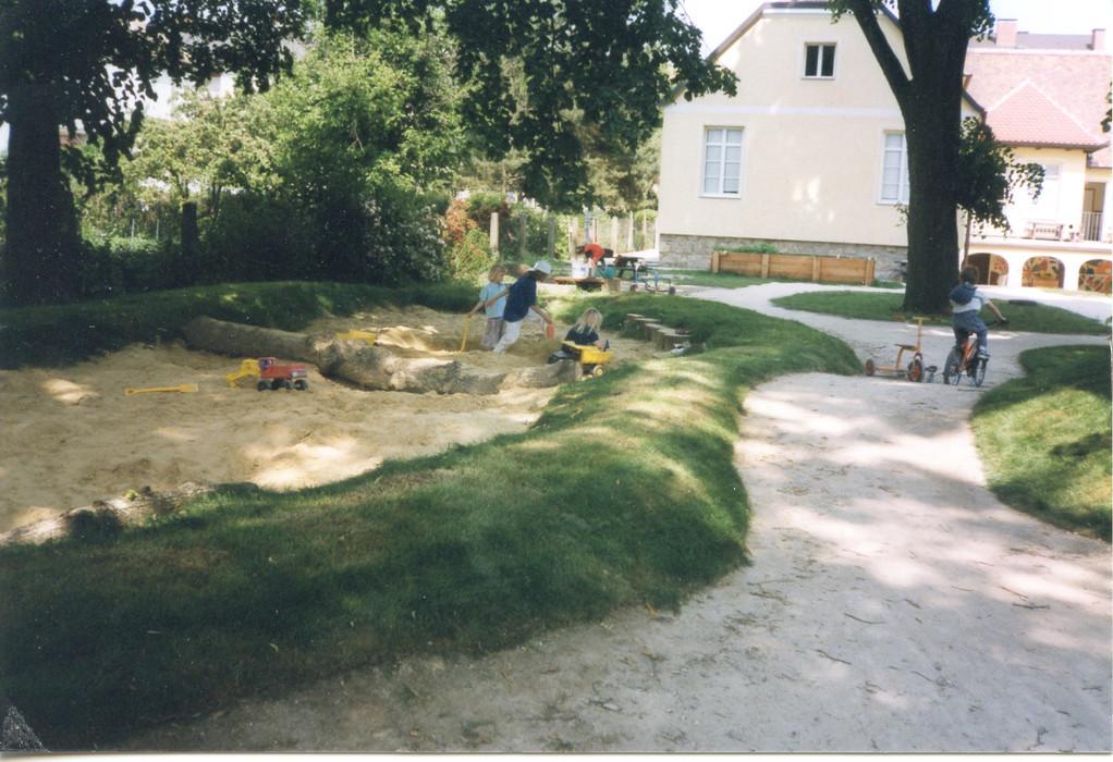 Sandlandschaft Waidhofen/Thaya