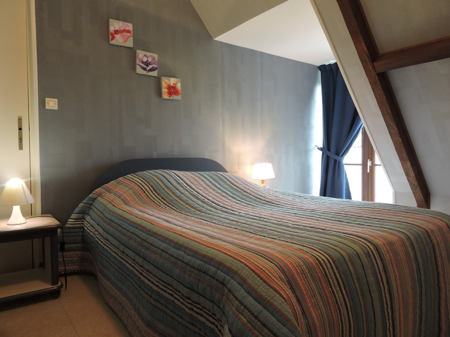 Berges : chambre double
