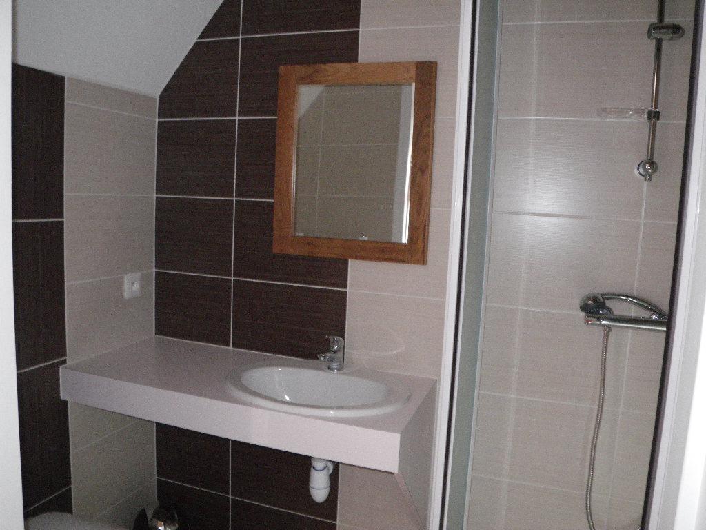 Salle de bain Alcôve