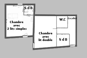 1ier étage