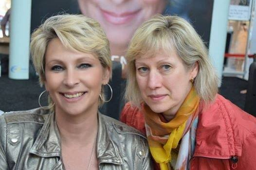 """Claudia Jung & Sabine Hubrig - März 2015 - Promo Tour """"Seitensprung"""" - Chemnitz"""