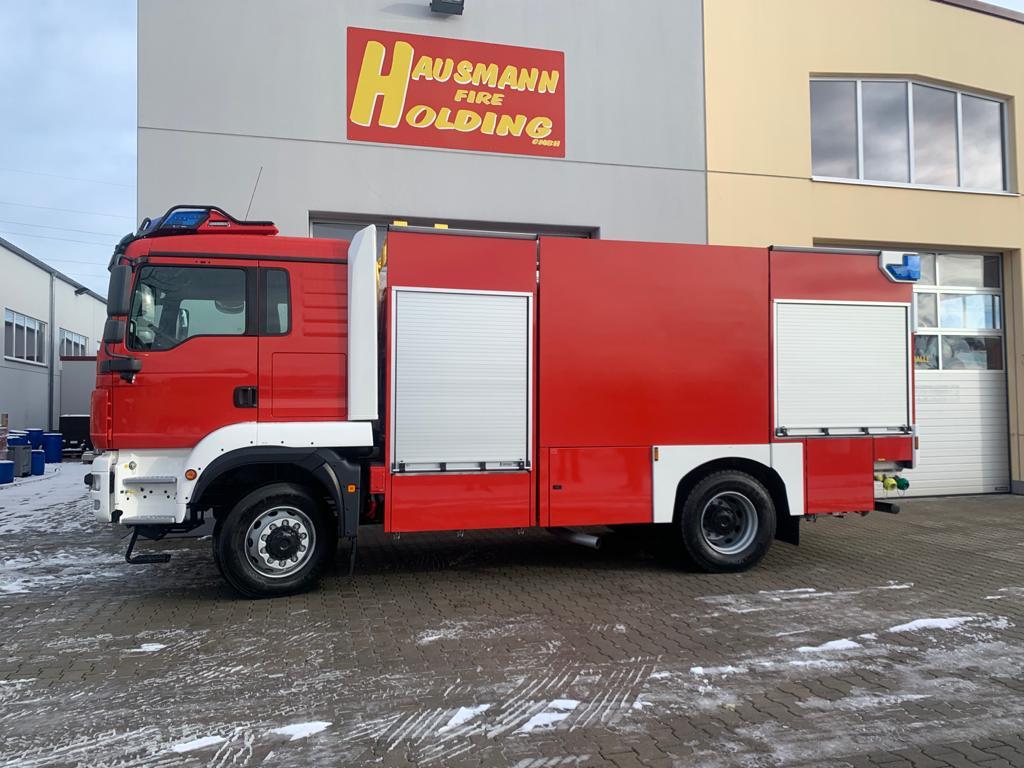 TLF 4000, Weinsberg, Lentner auf MAN