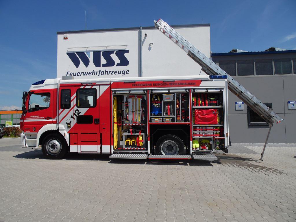 HLF 20, FF Edingen-Neckarhausen, WISS auf Mercedes