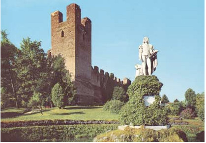 Castelfranco Veneto, Giorgione - km 21