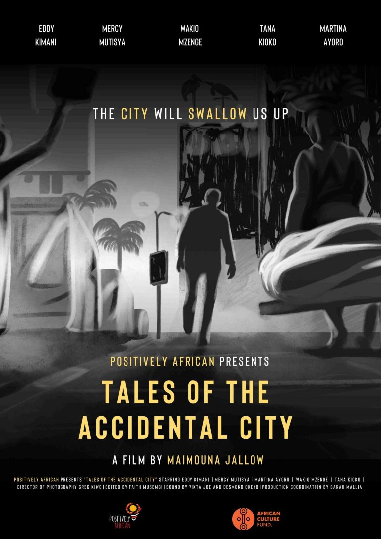 KENYA : Tales Of The Accidental City fait sa première mondiale à San Francisco