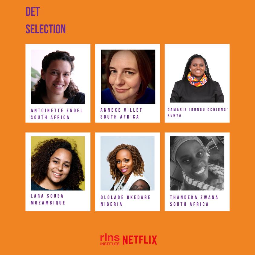 AFRIQUE DU SUD : 12 auteurs sélectionnés pour participer à Episodic Lab