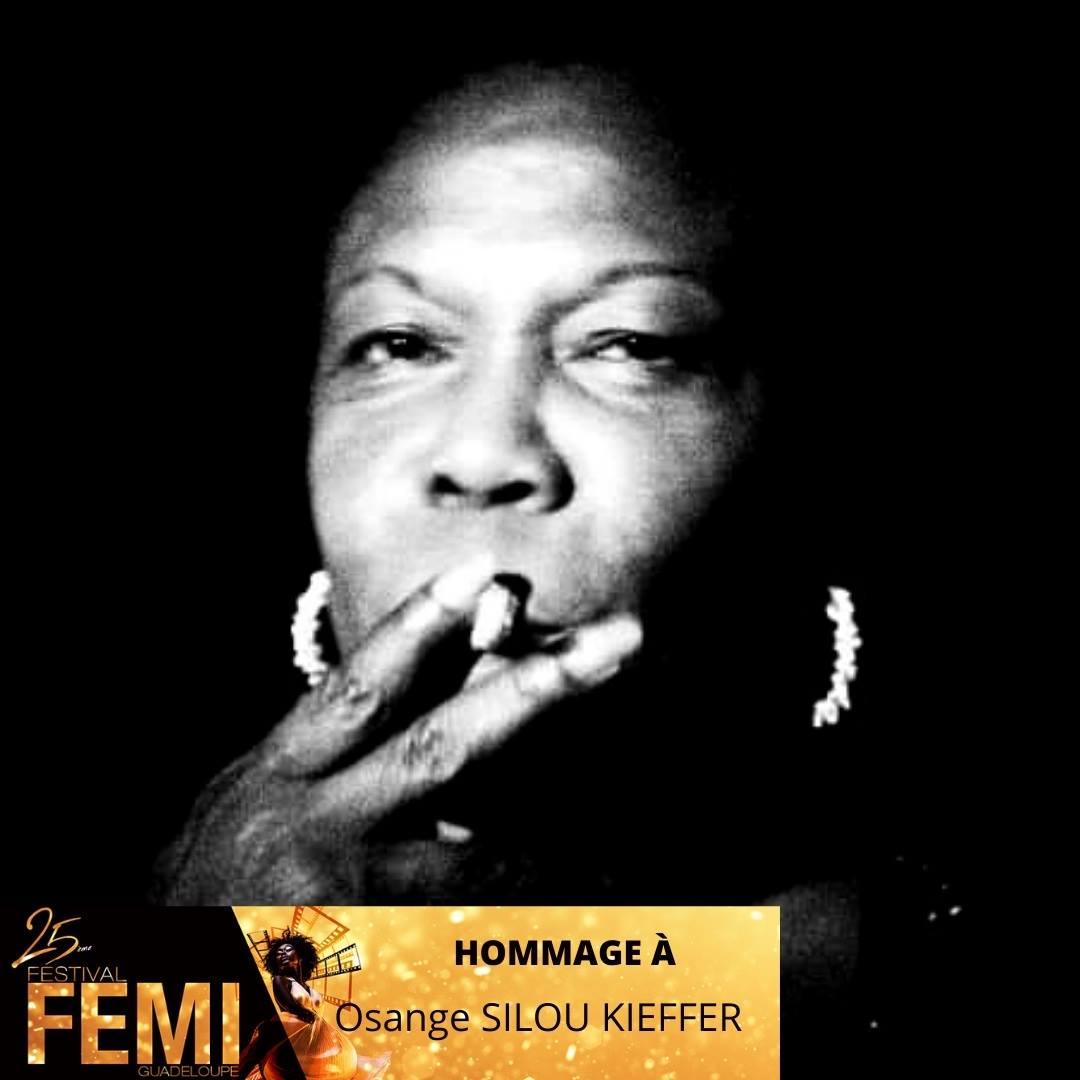 GUADELOUPE : le FEMI rend hommage à Osange Silou Kieffer