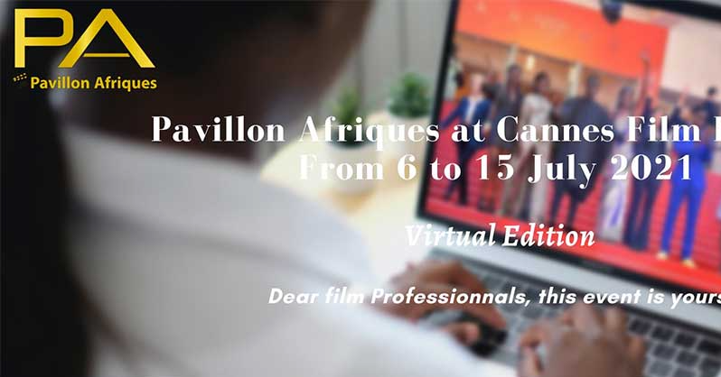 FRANCE : Le Pavillon Afriques au Festival de Cannes pour présenter le potentiel du cinéma africain et de ses diasporas