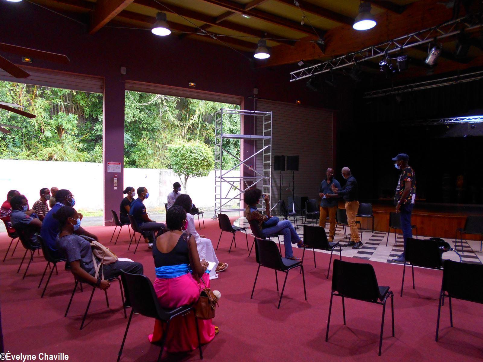 GUADELOUPE : le réalisateur burkinabè Gaston Kaboré, parrain de la première école de cinéma
