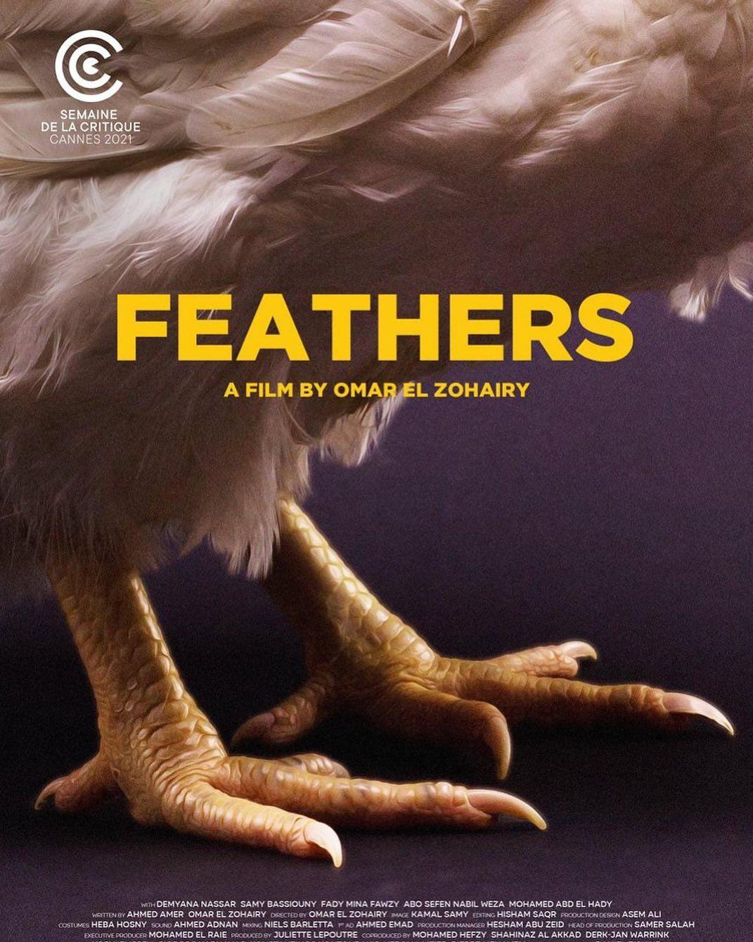 """FRANCE  : """"Feathers""""  remporte le Grand prix de la Semaine de la critique"""