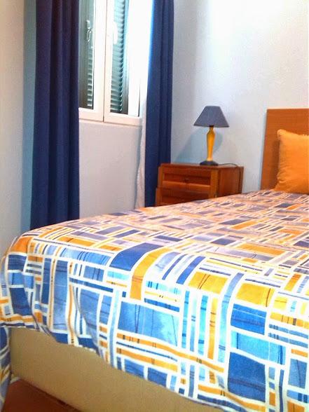 chambre de la location de vacances à Porto Santo