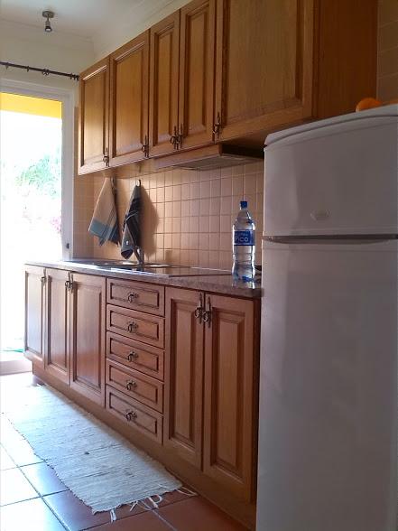 cuisine de la maison de Porto Santo