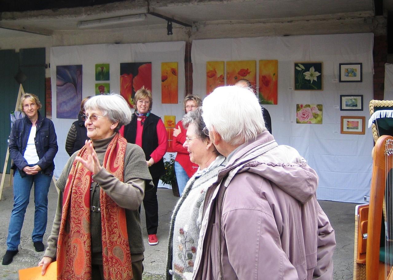 Offene Ateliers 2008