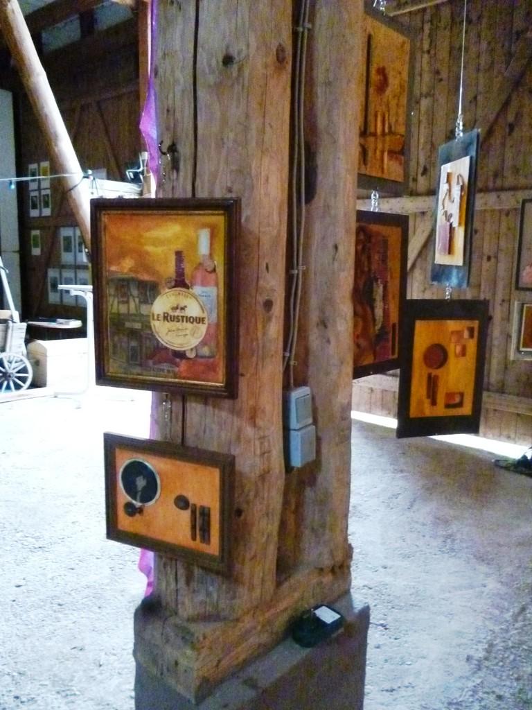 Lust auf Kunst Bremke 2013 Helga Reimann