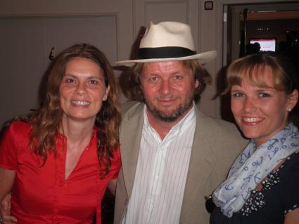 Mit Sarah Wiener und Valerie Koning - Christian Knudsen, Zauberer in Hamburg