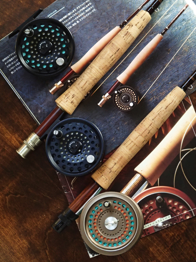 Single Handed Rods for 6wt Lines
